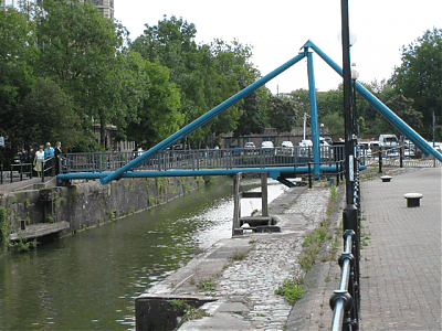 Bathurst Basin  Swing Bridge