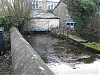 Flows beneath Dulverton Laundry