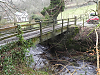 Rawcombe Farm Bridge upstream face