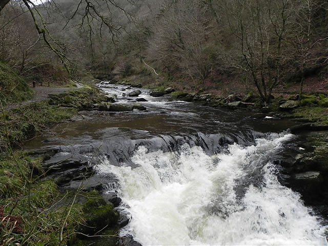 Downstream from Watersmeet