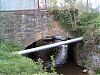 Beckery Mill Bridge Downstream Arch