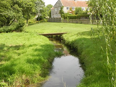 Mill House Footbridge