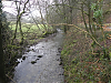 Looking upstream from Rawcombe Farm Bridge