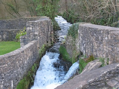 Upper Darshill Mill Weir and Spillway
