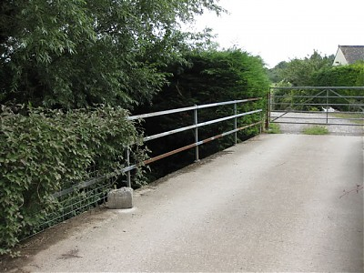 Swanshard Farm Accomodation Bridge
