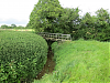 ROW bridge upstream from River Parrett join