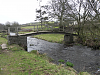 Parsonage Farm ROW Bridge no. 3392 downstream face