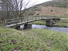 Parsonage Farm ROW Bridge no. 3392 upstream face