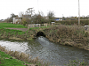 Mill Stream joins the Brue