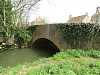 F. Carey's Mill Bridge to Gawbridge Bow