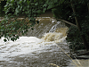 Weir at Mill Stream Source
