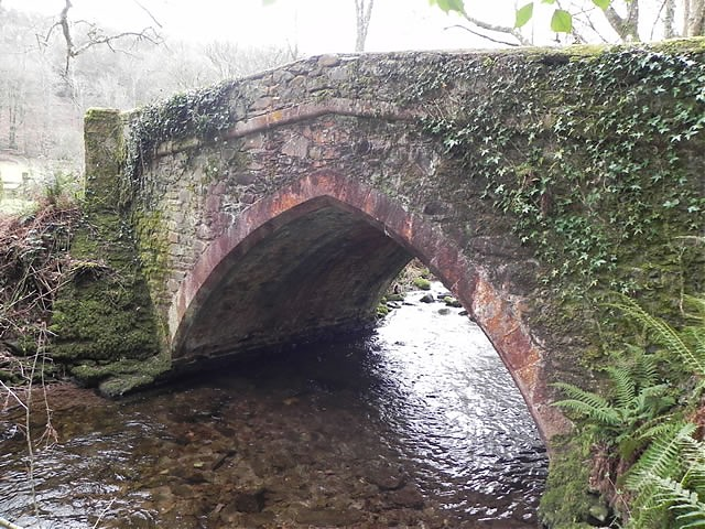 Horner Bridge Downstream Arch
