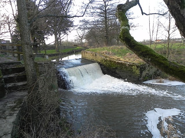 Blatchbridge Milll Weir